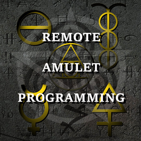 Remote Amulet / Talisman programming from Alchemy, Celtic Magic and Reiki Master